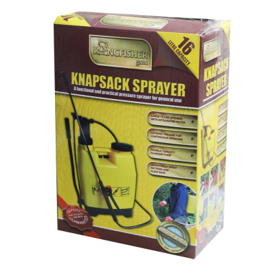 Kingfisher Gold 16L Knapsack Sprayer