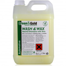 Clover Wash & Wax 5L