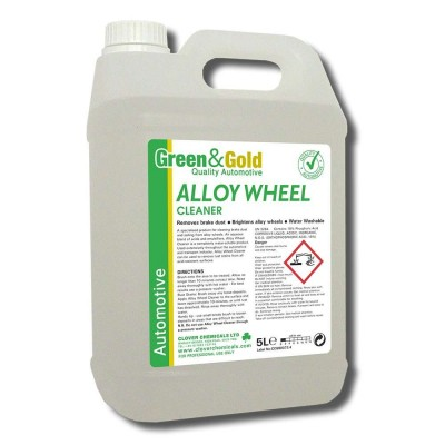 Clover Alloy Wheel Cleaner 5L