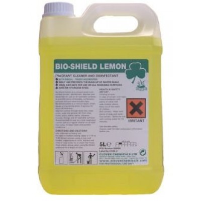 Clover Bio-Shield Lemon 5L