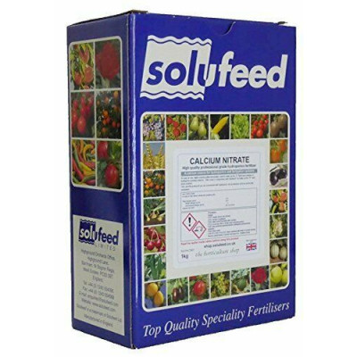 Solufeed 1kg Calcium Nitrate  Fertiliser