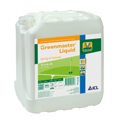 10L ICL Greenmaster Spring & Summer - Fertiliser